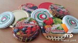 Крышки для консервации СКО и ТВИСТ-ОФФ от производителя