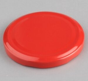 Lacquered Twist-Off cap